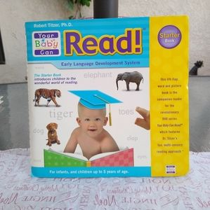 Your baby can read book